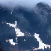 22-jähriger Skifahrer stirbt in Oberbayern (Foto)