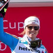 Herzschlagfinale! Viktoria Rebensburg verpasst die Kugel (Foto)