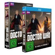 Blu-ray und DVD zur kompletten neunten Staffel von