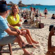 Susanne Gebhardt nimmt Mallorca unter die Lupe (Foto)