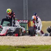 Das sagt Alonso zu seinem Horror-Unfall (Foto)
