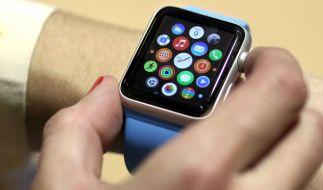 Seine Apple Watch rettete einem Kanadier das Leben. (Foto)