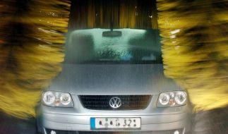 Nach dem Winter sollten Sie Ihr Auto gründlich pflegen. (Foto)