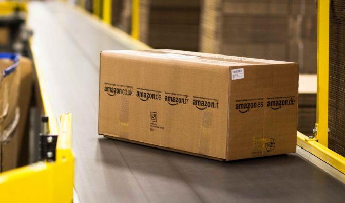 Amazon investiert
