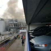 Alle Brüssel-Attentäter identifiziert - Schweigemarsch für Terroropfer (Foto)