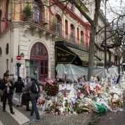 Attentäter von Paris spielte Xylophon im Bataclan (Foto)