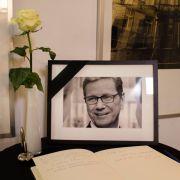 Seine Beerdigung findet nach Ostern in Köln statt (Foto)