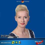 """""""Alternative für Deutschland"""" distanziert sich von Petra Federau (Foto)"""