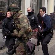 In Belgien wurde die höchste Terrorwarnstufe ausgerufen - es herrscht Ausnahmezustand.
