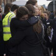 Ein Terror-Anschlag am Brüssler Flughafen erschüttert das Zentrum Europas.