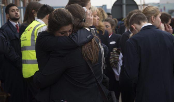 Ein Terror-Anschlag am Brüssler Flughafen erschüttert das Zentrum Europas. (Foto)