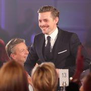 Sänger und Entertainer Klaas Heufer-Umlauf ist 2016 mit dem Deutschen Fernsehpreis in der Kategorie