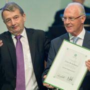 FIFA ermittelt gegen Beckenbauer, Niersbach und Co. (Foto)