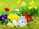 In diesem Jahr fällt die Zeitumstellung auf das lange Osterwochenende. (Foto)
