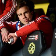 Borussia Dortmund: Wechselt Mario Götze wieder zum BVB? (Foto)
