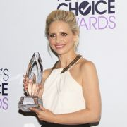 Zum Anbeißen! So trafen sich die Buffy-Stars wieder (Foto)