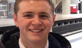 Überlebte die Terror-Anschläge in Boston, Paris und Brüssel: Der 19-jährige Mason Wells. (Foto)