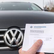 Volkswagen ruft 177.000 Passats zurück - Motor könnte ausfallen (Foto)