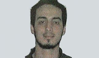 Der gesuchte Terrorverdächtige Laachraoui ist allem Anschein nach tot. (Foto)