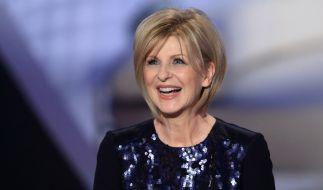 Seit 30 Jahren strahlt sie von den Bildschirmen: TV-Moderatorin Carmen Nebel. (Foto)