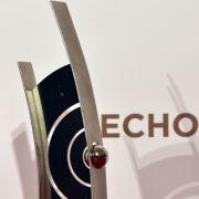 Macht Sido Helene Fischer beim Echo nass? (Foto)