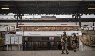 Offenbar war der U-Bahn-Bomber von Brüssel nicht allein. (Foto)