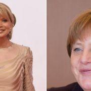 Darum drückt sie Angela Merkel die Daumen (Foto)