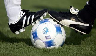 Adidas und Puma: Was einst als Gemeinschaftsprojekt zweier Brüder begann, endete im erbitterten Zweikampf. (Foto)