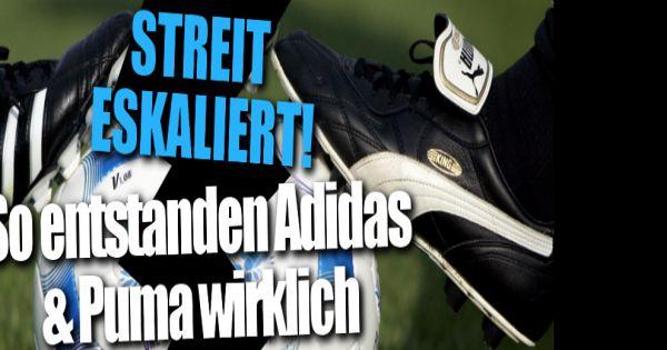 Adolf und Rudolf Dassler: Puma und Adidas: So entstanden die