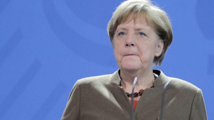 Angela Merkel wurde vom belgischen Bürgermeister Bart de Wever scharf kritisiert. (Foto)