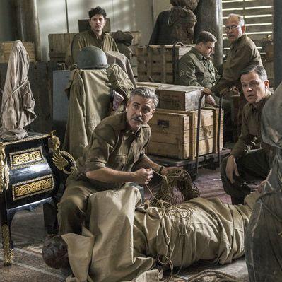 George Clooney als Regisseur und Darsteller in bewegendem Kriegsdrama (Foto)