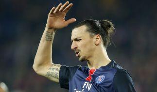 Wo spielt Zlatan Ibrahimovic in der kommenden Saison? (Foto)