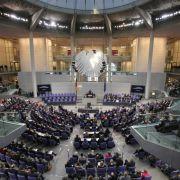 Bundestagsabgeordnete erhalten ab Juli höhere Diäten (Foto)