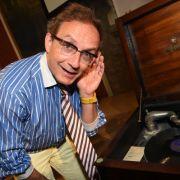 So genießt der TV-Comedian sein Familienglück (Foto)