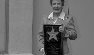 Im Jahr 2004 hatte Patty Duke einen Stern auf dem Walk of Fame erhalten. (Foto)