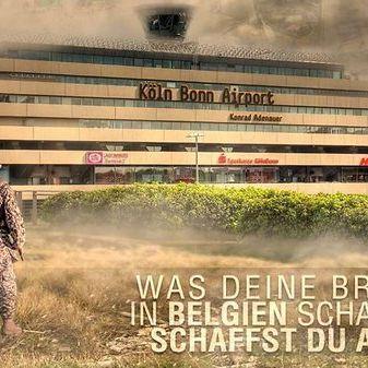 Terrormiliz ISIS kündigt Anschlag auf Flughafen Köln/Bonn an (Foto)