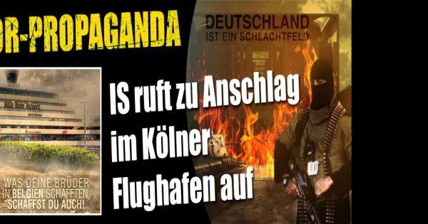Isis Deutschland Angriff