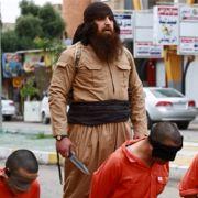 Mutter des IS-Henkers schämt sich für ihren Sohn (Foto)