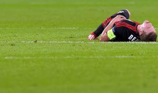 Nach seiner fünfmonatigen Pause steht Lars Bender wieder auf dem Platz. (Foto)