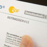 Rundfunkbeitrag soll auf über 19 Euro steigen (Foto)