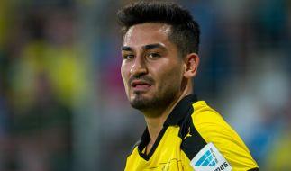 Wie lange fehlt Borussia Dortmunds Ilkay Gündogan? (Foto)