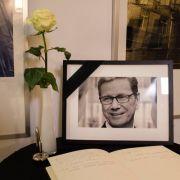 Diese Gäste waren bei Westerwelles emotionaler Trauerfeier (Foto)