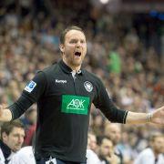 Handballer in EM-Form! Siege gegen Österreich und Dänemark (Foto)