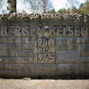 Das unfassbare Grauen im KZ Bergen-Belsen (Foto)