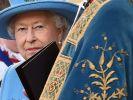 Im April feiert die Queen ihren 90. Geburtstag. (Foto)