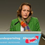 GEZ pfändet Konto von AfD-Vize Beatrix von Storch (Foto)