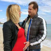Mallorca-Jens aufgeregt! Wie geht es seinen ungeborenen Zwillingen? (Foto)