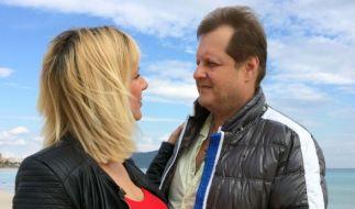 Jens Büchner und seine Freundin Daniela erwarten Zwillinge. (Foto)