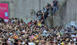 Das Loveparade-Unglück forderte 21 Menschenleben. (Foto)