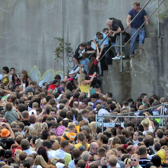 So sehr leiden Loveparade-Überlebende noch heute unter dem Trauma (Foto)